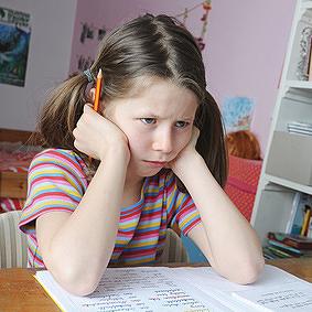 Kinder mit ADS vergessen Lerninhalte schneller.