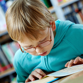 Etliche Kinder im Grundschulalter leiden an einer mehr oder weniger ausgeprägten Dyslexie.